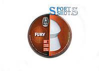 Пули BSA Fury 4.5мм, 0.53г, 450шт/пчк