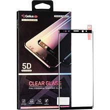Защитное стекло Gelius Pro 5D Full Glue для Xiaomi Mi Note 10 Black