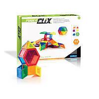 Детский конструктор Guidecraft PowerClix Solids (44 детали) (G9421)