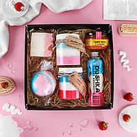 """Подарочный набор для женщины Подарок маме . Подарок девушке"""" Bubble gum """""""