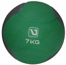 Медбол LiveUp MEDICINE BALL 7кг-286мм (LS3006F-7)