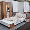Кровать Моника 160х200, двуспальная кровать, фото 4