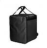 Изотермическая сумка TE-4068, 68 л черная