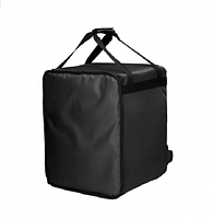 Изотермическая сумка TE-4068, 68 л черная, фото 1