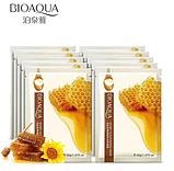 Тканевая маска для лица с экстрактом меда Bioaqua, фото 2