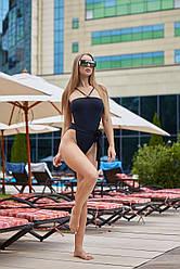 Женский пляжный купальник Nova Vega Black Breeze oversize