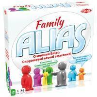 Настольная игра Tactic Семейный Элиас укринский язык (54336)