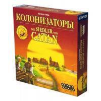 Настольная игра Hobby World Колонизаторы 4-е русское издание (4620011815767)