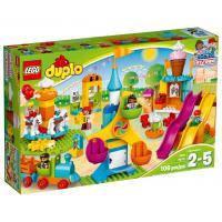 Конструктор LEGO Duplo Большой парк аттракционов (10840)