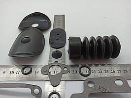 Р/к крана тормозного 1-2 секционный ЗИЛ 130, Т-150 ( 9 наименований)
