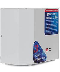 Стабилизатор напряжения Укртехнология NORMA 5000, КОД: 1453675