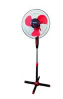 Вентилятор напольный ViLgrand  VF401_red