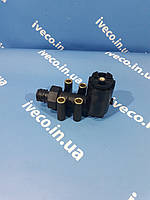 Кран уровня пола Iveco Eurocargo Tector Eurotech Ивеко Евротех Евростар Карго DAF 98472878 1305844 4410500110, фото 1