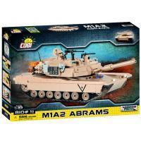 Конструктор Cobi Танк M1 Абрамс 815 деталей (COBI-2619)