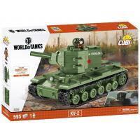 Конструктор Cobi World Of Tanks КВ-2 595 деталей (COBI-3039)