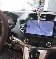 Штатна Android Магнітола на Honda CR-V 2012-2015 Model P6/P8-solution (М-ХСрв-10-Р8)