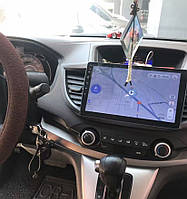 Штатная Android Магнитола на Honda CR-V 2012-2015 Model P6/P8-solution (М-ХСрв-10-Р8)