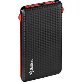 Power Bank Дополнительная батарея Gelius Pro Choice GP-PB10-014 10000mAh черный
