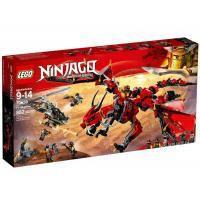 Конструктор LEGO Поджигатель (70653)