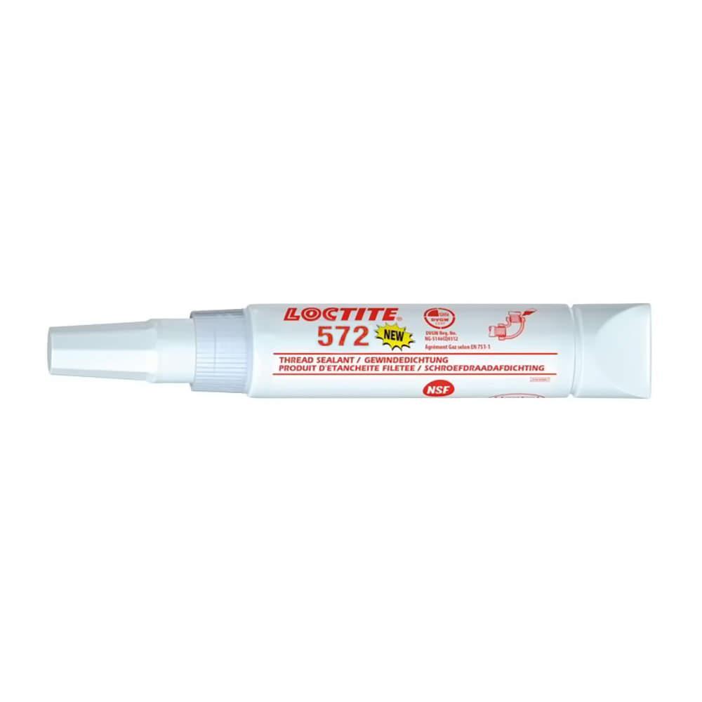 LOCTITE 572 анаэробный метакрилатный  герметик средней прочности