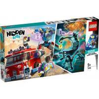 Конструктор LEGO Hidden Side BB 2019 Фантомная пожарная машина 3000 760 детал (70436)