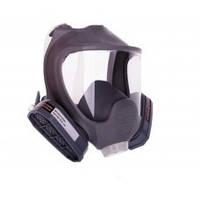Полнолицевая маска Сталкер-3 VITA с двумя химическими фильтрами в резиновой оправе