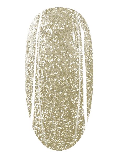 Гель-лак DIS (7.5 мл) №368 (блестки золото)