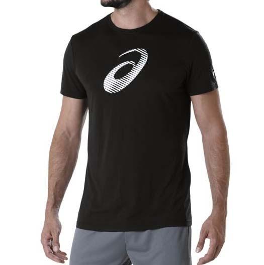 Asics GPX SS TOP 155241-0904 Мужская футболка черная  фирменная
