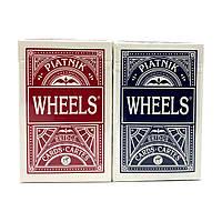 Покерные карты Piatnik Wheels Bridge