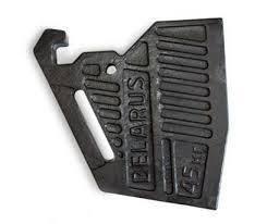 Груз передний (противовес) 80-4235011 (МТЗ-1221) 45 кг
