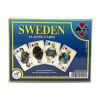 Набор игральных карт Piatnik Sweden 2 колоды