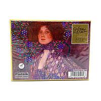 Набор игральных карт Piatnik Gustav Klimt Emilie 2 колоды