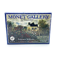 Набор игральных карт Piatnik Monet Gallery 2 колоды