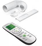 Многофункциональный мобильный кондиционер Ballu Platinum Comfort BPHS-15H сенсорное управление, фото 3