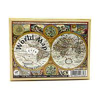 Набор игральных карт Piatnik World Map 2 колоды