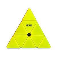Пирамидка 3x3 QiYi Magnetic Цветная