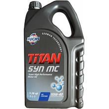 TITAN SYN MC  SAE 10W-40 (5л.)