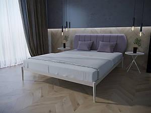 """Полуторне ліжко """"Б'янка 01"""" від Мелби (різні розміри)"""