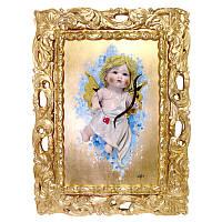 Картина из фарфора «Амур» Zampiva, 80х60 см (517-6004)