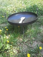 Сковорода из диска бороны 40 см