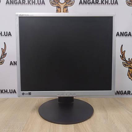 """Монитор б/у 19"""" LG L1942PE (TN / 1280x1024 (5:4) / VGA+DVI), фото 2"""