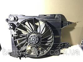 Вентилятор радиатора Renault Megane 2 1.9 DCI 2004 (б/у)