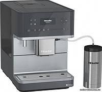 Кофемашина Miele CM 6350 Graphite Grey, фото 1