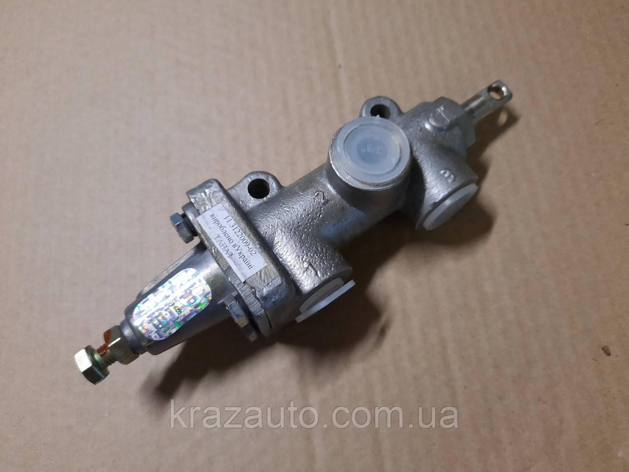 Кран управления давлением в шинах (ПААЗ) 11.3122009-02