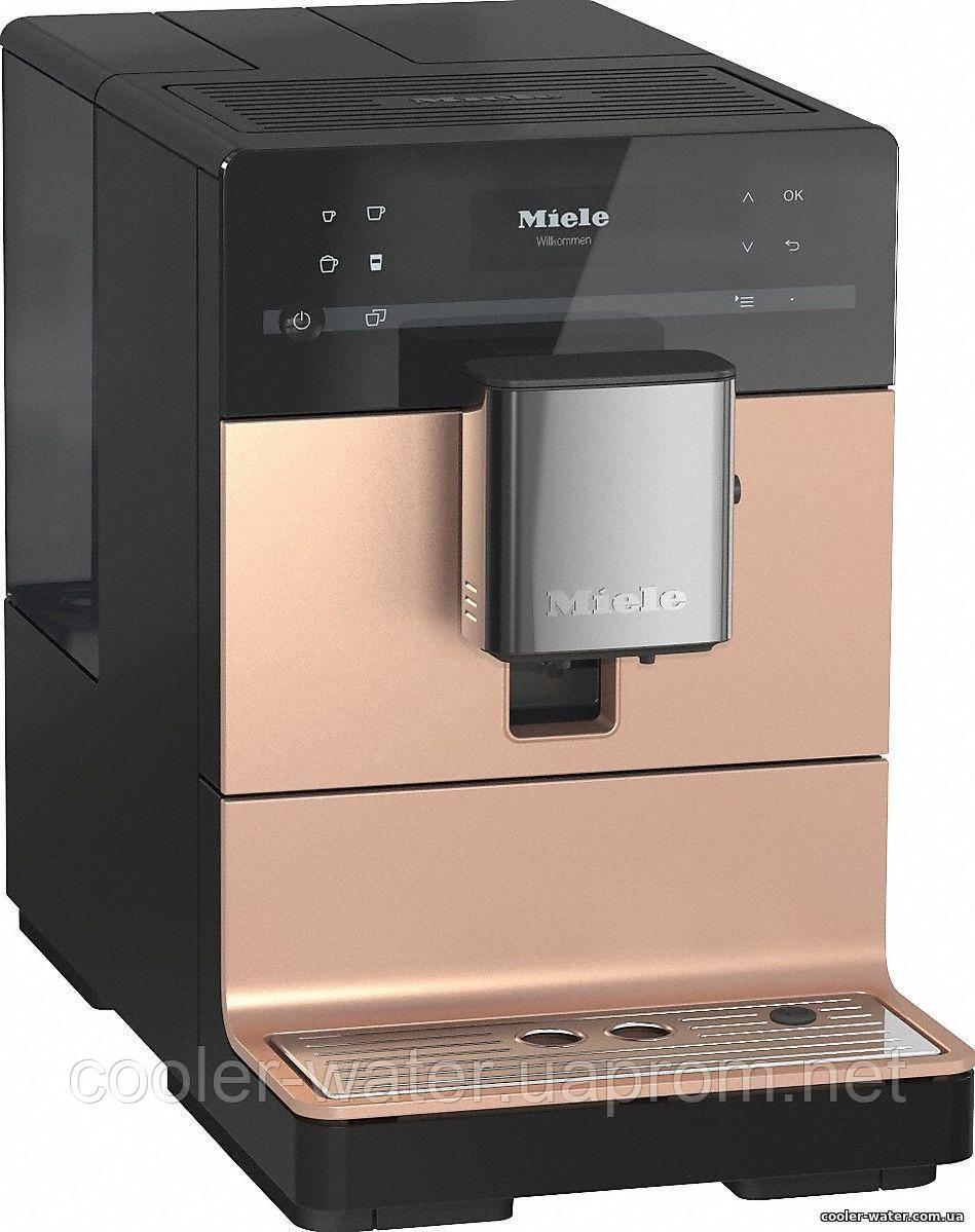 Кофемашина Miele CM5500 Rose Gold