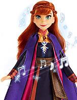Кукла Анна Поющая из серии Холодное Сердце 2 Disney Frozen Singing Anna Fashion Doll