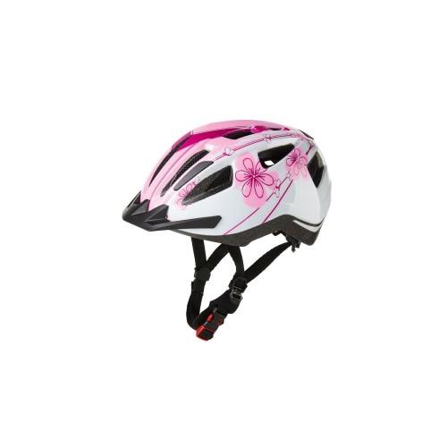 Дитячий велосипедний шолом CRIVIT XS (49-54) Рожевий