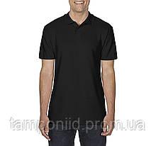 Мужская футболка поло XL Цвет: Черный