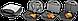 Бутербродница ECG S 299 Black (3 в1 сенд/гриль/вафли, 700Вт, черный), фото 7