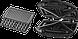 Бутербродница ECG S 299 Black (3 в1 сенд/гриль/вафли, 700Вт, черный), фото 6